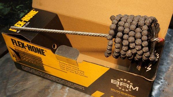 Флекс-хона для обработки цилиндров