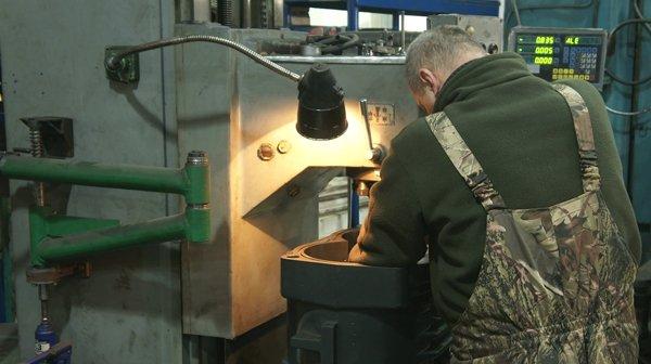 Ремонт винтового компрессора