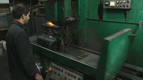 Шлифовка ГБЦ и блока цилиндров